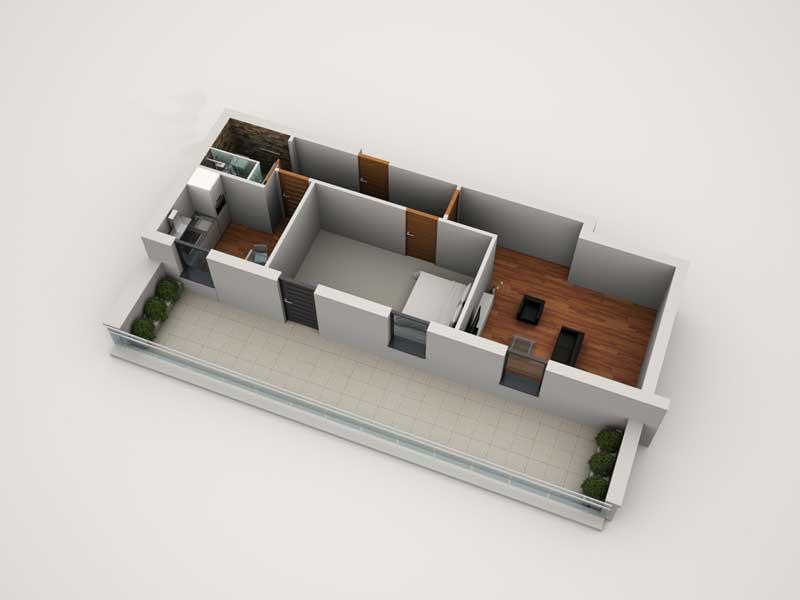 1 Bed Belgravia Apartment